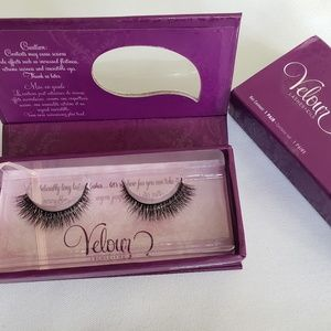 Velour mink false lashes